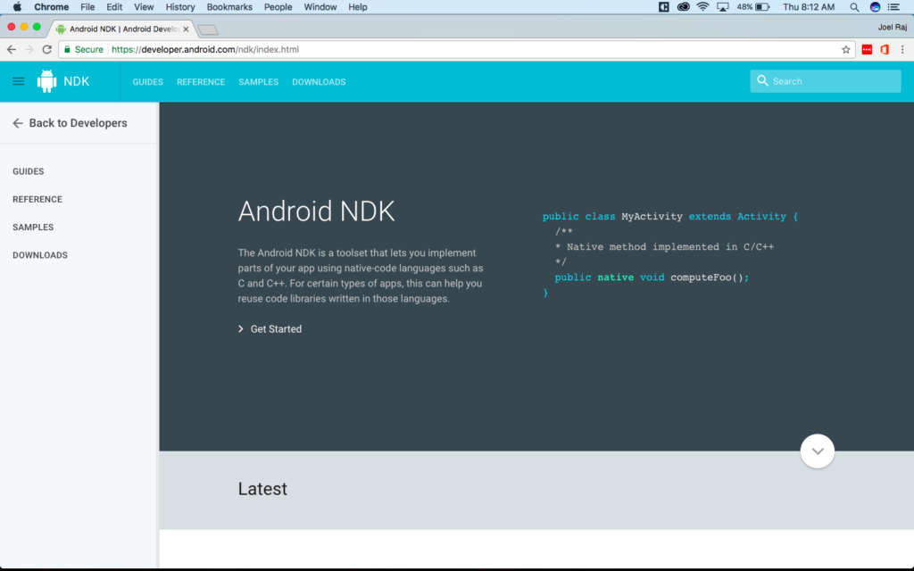 Android Project Help