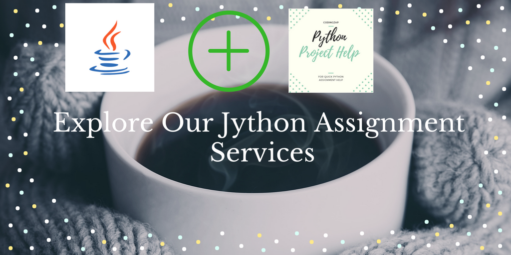 Jython Assignment Help Services