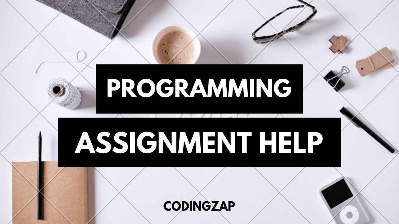 Programming Assignment and Coding Services
