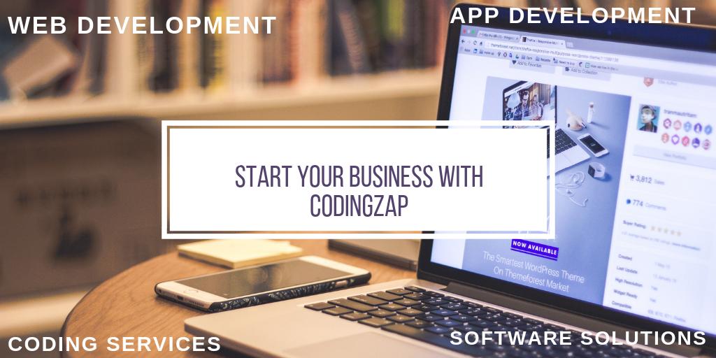 CodingZap Technologies SEO services