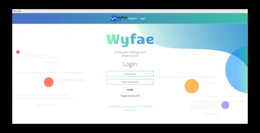 wyfae registration