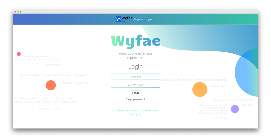 wyfae registration