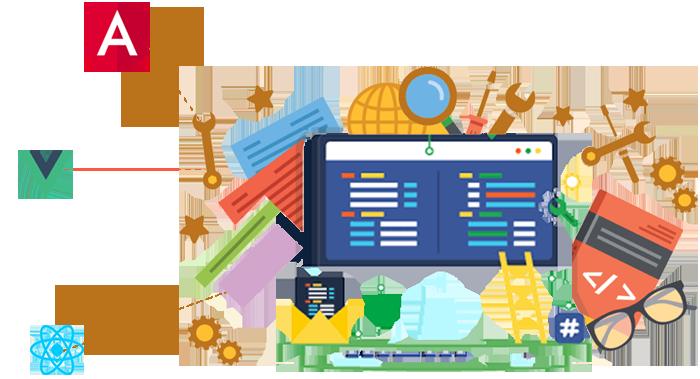 Custom Web Application Development Company - India & USA